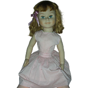 Vintage American Character Betsy McCall Playpal doll 30 inch