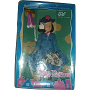 Vintage Walt Disney Mary Poppins Doll by Horsman NRFB