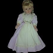 Vintage Hard Plastic Madame Alexander Meg Doll from Little Women
