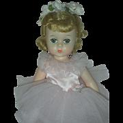 Rare Madame Alexander Pamela Ballerina Doll with Lissy Face