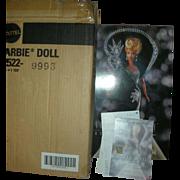 Bob Mackie Diamond Dazzle Barbie Doll with original shipper