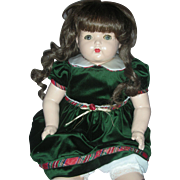 Large 27 Inch Marked Effanbee Patsy Family Composition Doll