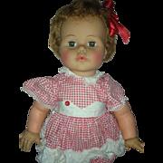 Vintage Ideal Kissy Doll Vinyl Play Pal Dolls