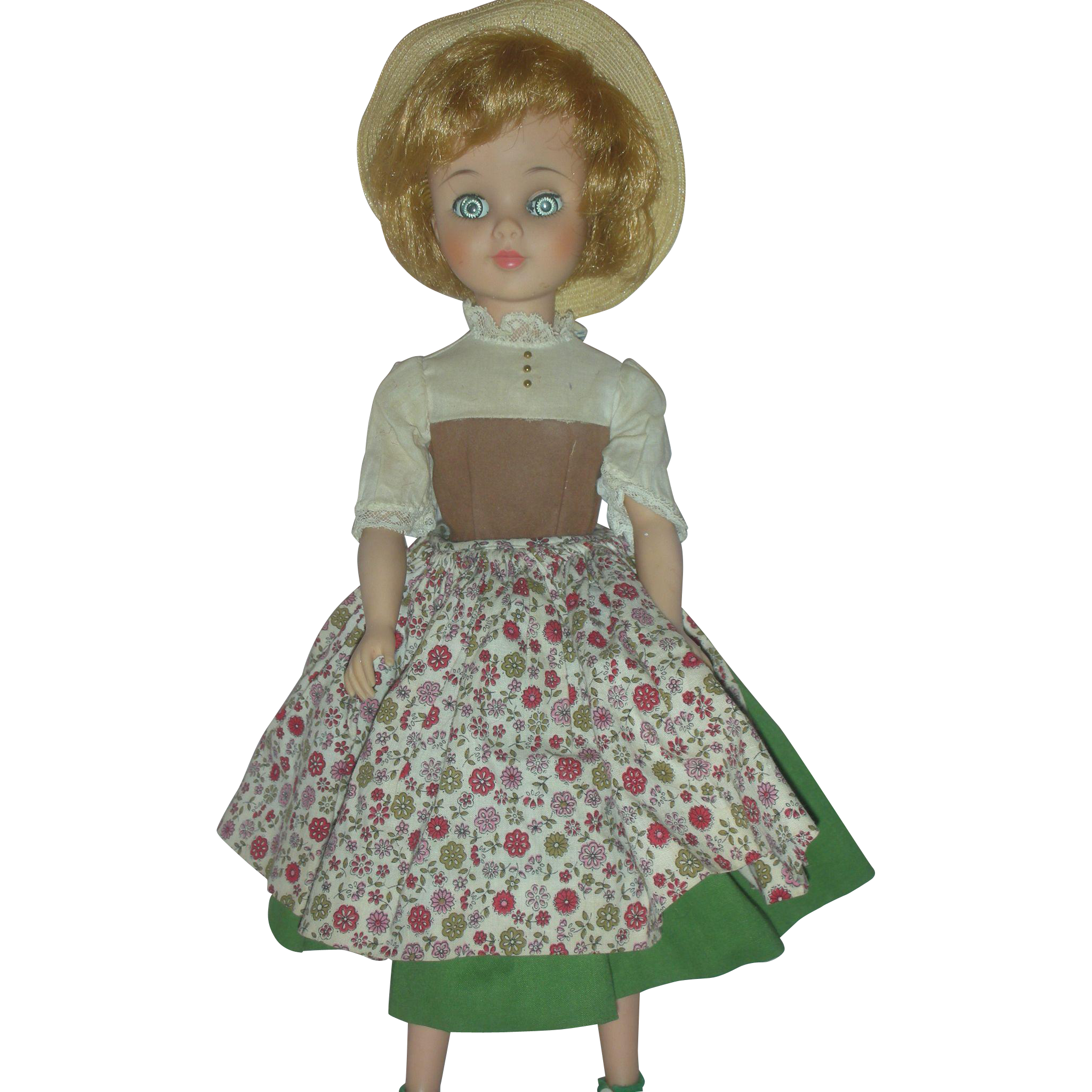 Vintage Madame Alexander Maria Doll from Sound of Music