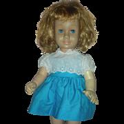 Vintage All Original Mattel Chatty Cathy Doll