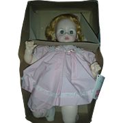 Vintage Madame Alexander Pussycat Baby Doll in original box