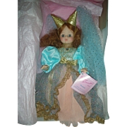 Rare Vintage Madame Alexander Doll Club doll Anastasia from 1992