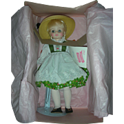 Vintage Madame Alexander Doll Heidi Mint in Box