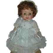 Rare American Character Baby Sue Doll Small Size All original
