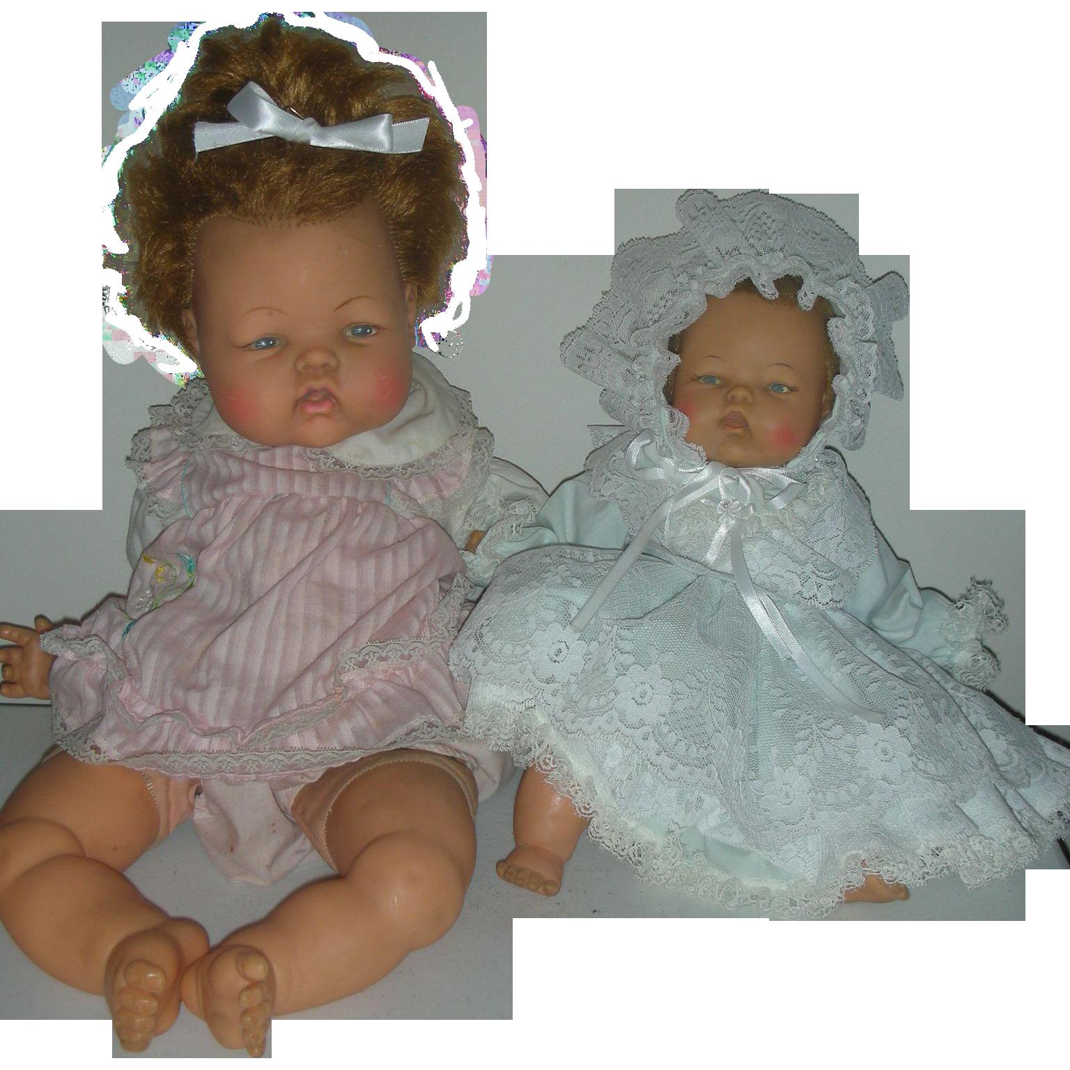 Vintage Thumbelina Dolls 35