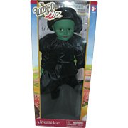 Madame Alexander Wizard of Oz 18 inch Witch Doll Never Removed from Box
