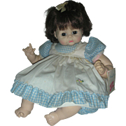 Large 24 inch Circa 1965 Madame Alexaner Pussycat Baby Doll