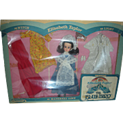 Rare Elizabeth Taylor Horsman Doll Giftset as the Witch from Shirley Temple The Bluebird Movie