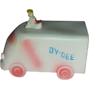 Very Rare Vintage Dy-Dee Doll Squeak Toy Truck for Effanbee Dy-Dee Baby