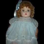 Vintage 22 Inch 1940s Horsman Mama Doll Hard Plastic Head