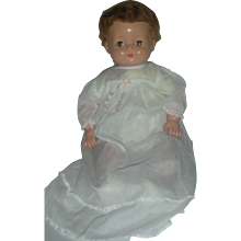 Vintage Effanee Sweetie Pie Composition Baby Doll with Flirty Eyes