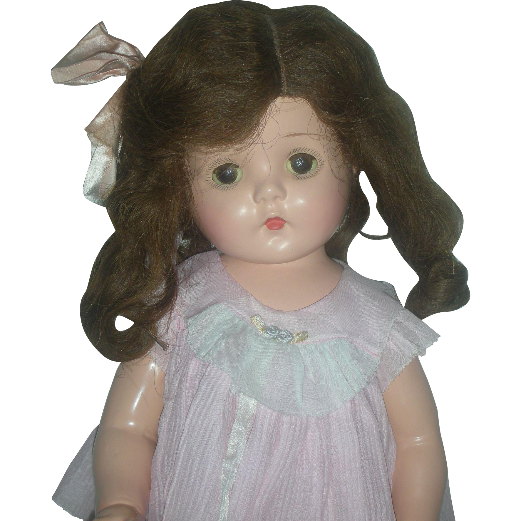 Composition Petite Sally Doll Pre American Character 22 inch