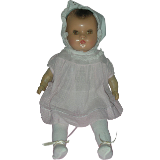 Vintage 12 inch Horsman Composition Baby Doll