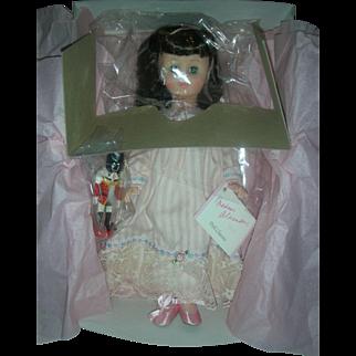 Vintage Clara Madame Alexander Doll from the Nutcracker NRFB