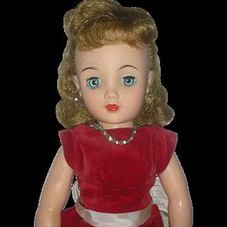 Vintage Ideal Miss Revlon 1960's Fashion Doll Queen of Diamonds