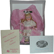 Madame Alexander 8 inch Wendy 1893 Doll Shirley's Dollhouse Exclusive for World's Fair