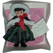 Madame Alexander 8 inch Miracle On 131 Street Wendy Doll Timeless Legends Series