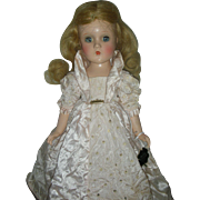 Madame Alexander Fairy Princess Composition Wendy Face Doll