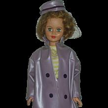 Rare Vintage Jackie Kennedy 1961 Horsman Fashion Doll 25 Inch Mod Era