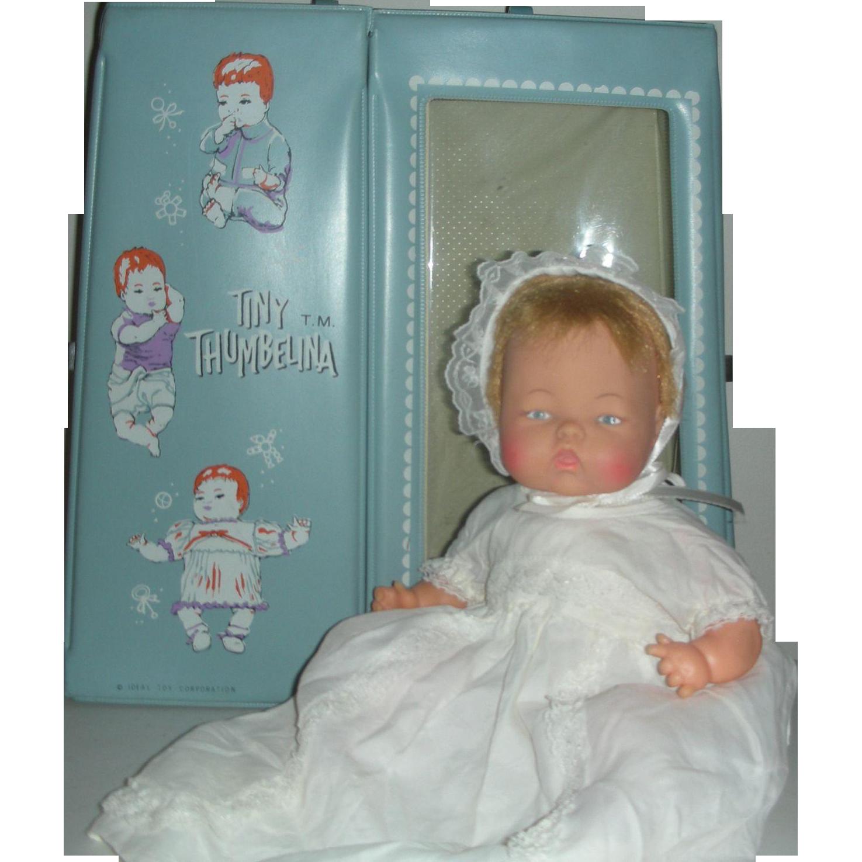 Vintage Thumbelina Dolls 101