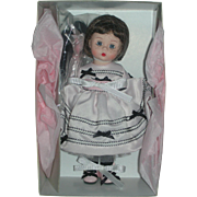 Madame Alexander Doll 8 inch Party Dress Wendy Doll NRFB