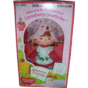 Vintage Kenner Strawberry Shortcake Doll 1980's NRFB