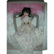 Madame Alexander Scarlett O'Hara Picnic Portrait Doll 21 inch #50001 with box