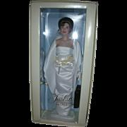 Franklin Mint The Jackie Kennedy Doll NRFB Vinyl Fashion Doll