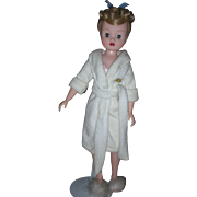 Madame Alexander Cissy Doll Morning Ritual 21 inch Fashion