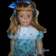 Vintage IDeal Patti Play Pal Walks G-35 Doll Companion Dolls Playpal