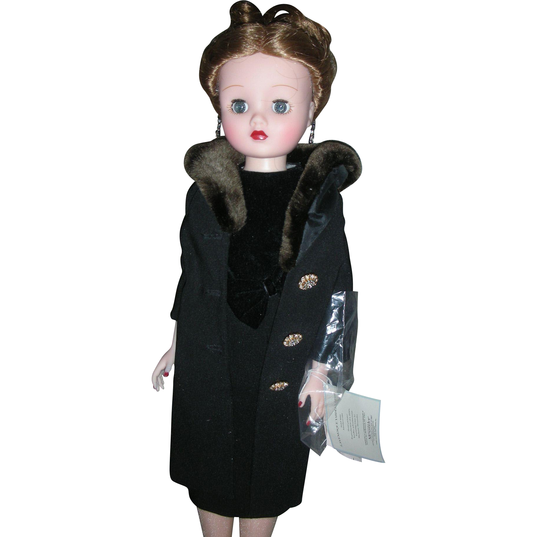Madame Alexander Cissy Doll Lavenesque Yardley Fashion Doll