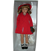 Effanbee American Child Doll Peggy Lou Stamp Doll in Box