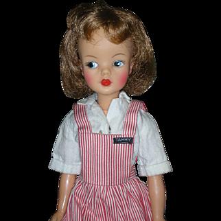 Vintage Ideal Tammy Doll Dressed in Rare Candy Striper Nurse Uniform
