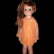 Vintage Ideal Crissy Doll Grow Hair All Original