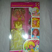 Vintage Superstar Pretty Changes Barbie Doll NRFB