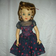 Vintage Ideal Miss Revlon Doll Mint 17 inches
