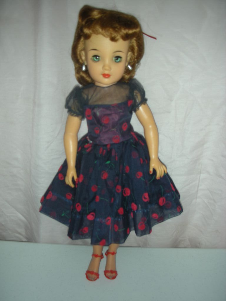 Vintage Ideal Miss Revlon Doll Mint 17 inches from ...