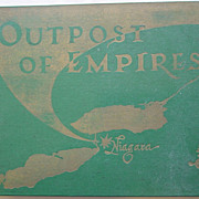 Outpost of Empires a Short History of Niagara County New York Book Aiken John Richard 1961