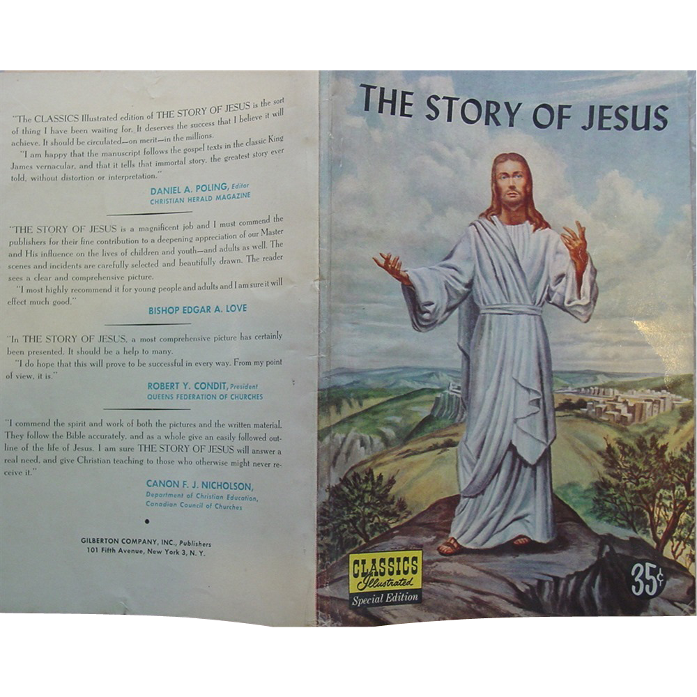 the story of jesus in the book of mark The gospel of mark was written to prove that jesus christ is the messiah in a  dramatic and action-packed sequence of events, mark paints a.