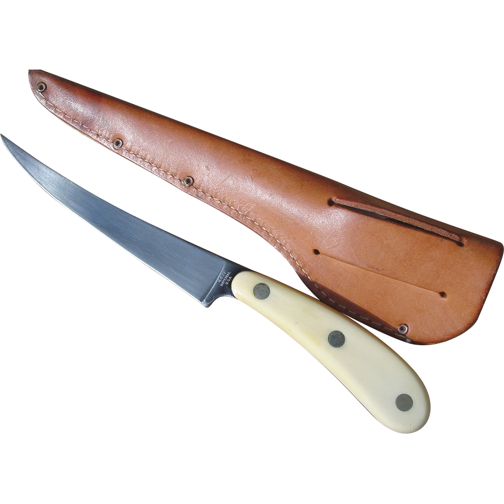 Vintage Cutco Hunting Knife – Jerusalem House