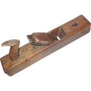 "Auburn Tool Co #12 Wood Block Plane 16"" New York Woodworking Carpentry 1863-93"