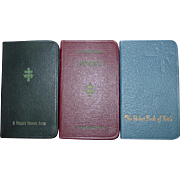 Ralph Spaulding Cushman Pocket Book of Prayer Faith & Power Religious Methodist