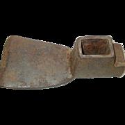 "Plumb Adze Head Tool 4"" Axe Head Hammer Maul Woodworking Carpentry"