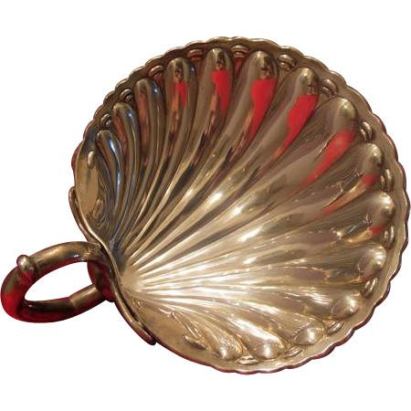 Russian silver basket, St. Petersburg ,1867