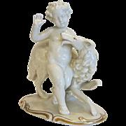 Vintage Schaubach Kunst figurine, ca. 1950